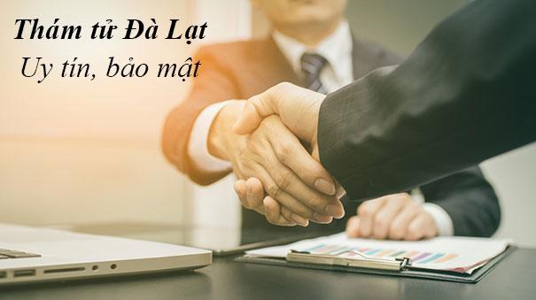 giá thuê dịch vụ thám tử tại Đà Lạt, Bảo Lộc, Lâm Đồng