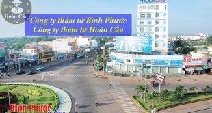 Công ty thám tử tư Bình Phước giá rẻ | Dịch vụ thám tử tại Bình Phước