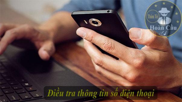 Dịch vụ thám tử điều tra thông tin số điện thoại, thám tử điều tra số điện thoại