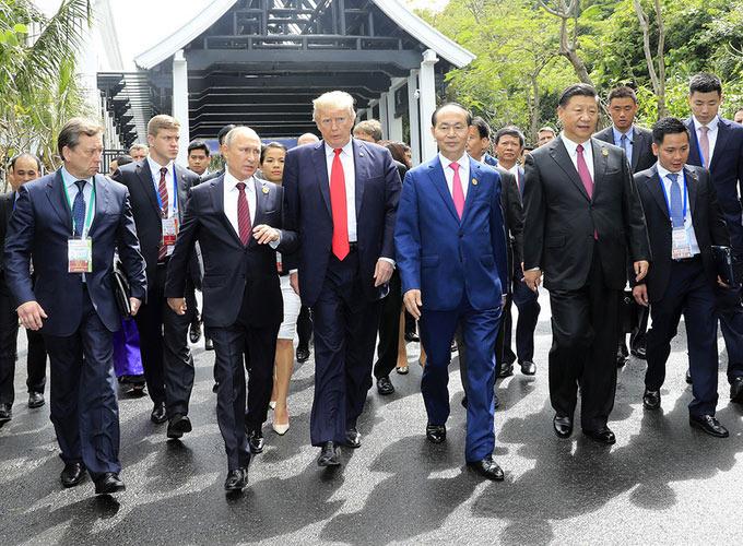 Chủ tịch nước Trần Đại Quang từ trần vào lúc 10h05 ngày 21/9/2018