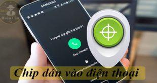 Thiết bị định vị siêu nhỏ gắn vào điện thoại di động, thiết bị định vị nhỏ nhất