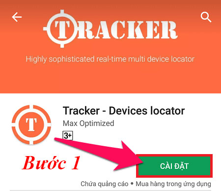 cách cài định vị giữa 2 điện thoại iphone ios, samsung android