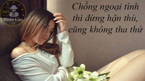Chồng ngoại tình vợ đừng khóc, chỉ cần nhớ nhất định phải nói 4 câu này với anh ta
