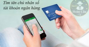 Tra cứu tìm tên chủ nhân qua số tài khoản ngân hàng