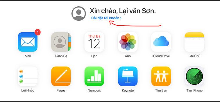 Cách khôi phục ảnh đã xoá vĩnh viễn trên iPhone bằng iCloud