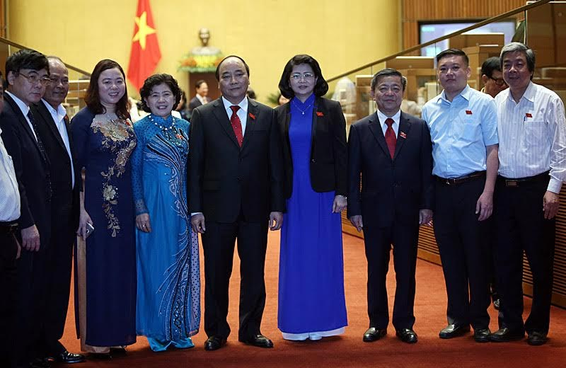 Phó chủ tịch nước Đặng Thị Ngọc Thịnh sẽ tạm thời giữ chức chủ tịch nước
