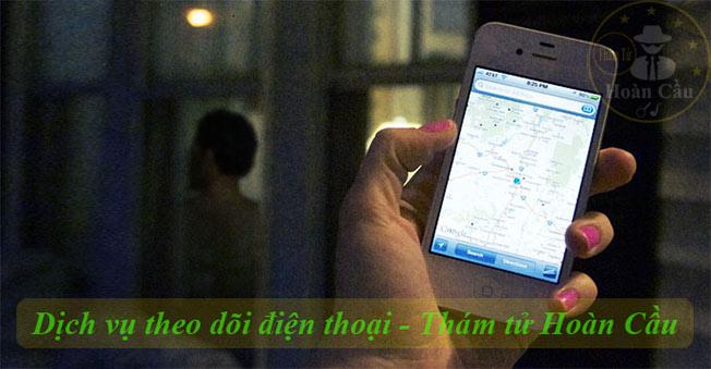 Dịch vụ thám tử theo dõi điện thoại   Phần mềm theo dõi điện thoại