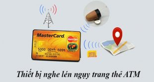 Thiết bị thẻ ATM nghe lén định vị điện thoại, đọc trộm tin nhắn?