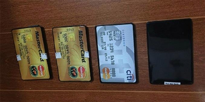 Thiết bị nghe lén ngụy trang thẻ ATM định vị điện thoại, đọc trộm tin nhắn?