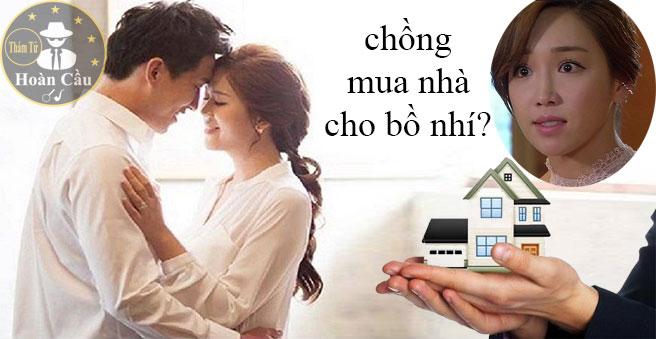 Chồng mua nhà căn hộ chung cư hơn 3 tỉ tặng cho bồ nhí người tình