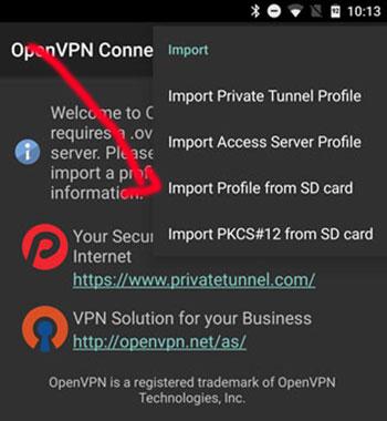 Cách cài đặt thêm cấu hình VPN cho Android, iPhone, iPad miễn phí