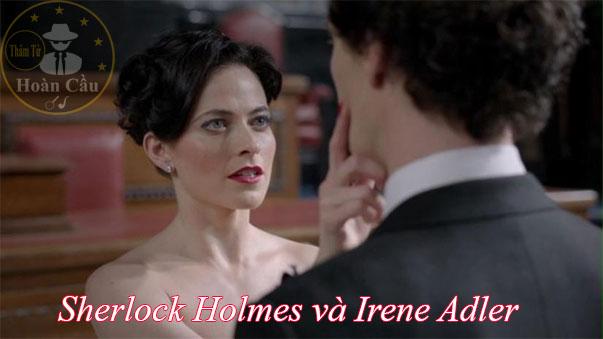 Người tình của Sherlock Holmes là ai? Irene Adler