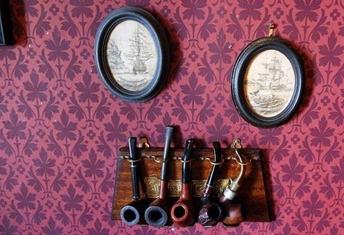 Thăm nhà thám tử Sherlock Holmes, số nhà 221B phố Baker