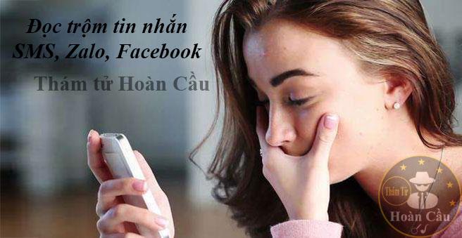 Cách đọc tộm tin nhắn điện thoại mạng Viettel, Mobifone, Vinaphone