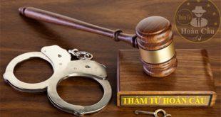 Dịch vụ điều tra xác minh tiền án tiền sự trong quá khứ của 1 người