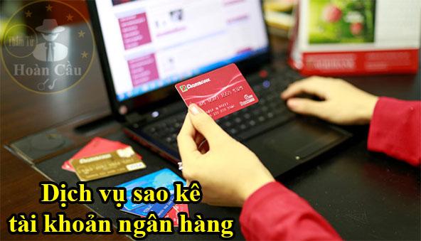 Dịch vụ điều tra thông tin chủ nhân số tài khoản ngân hàng