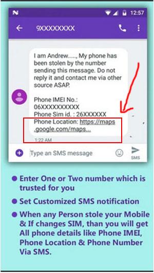 Cách theo dõi tìm điện thoại qua số IMEI trên iPhone và Samsung