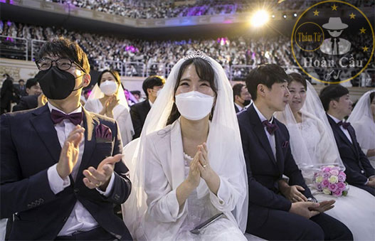 Đám cưới bị hủy vì vi rút corona
