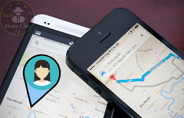 Dò tìm vị trí của 1 thuê bao điện thoại trên bản đồ Google Maps