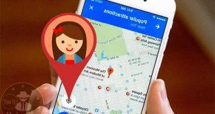 Hack tìm vị trí số điện thoại của người khác đang ở đâu trên bản đồ